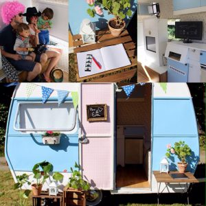 fotoautomat photobooth fotobås caravan husvagn