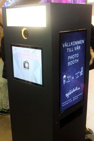 photobooth greenscreen