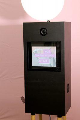 photobooth fotoautomat fotobås mässa evenemang bröllop